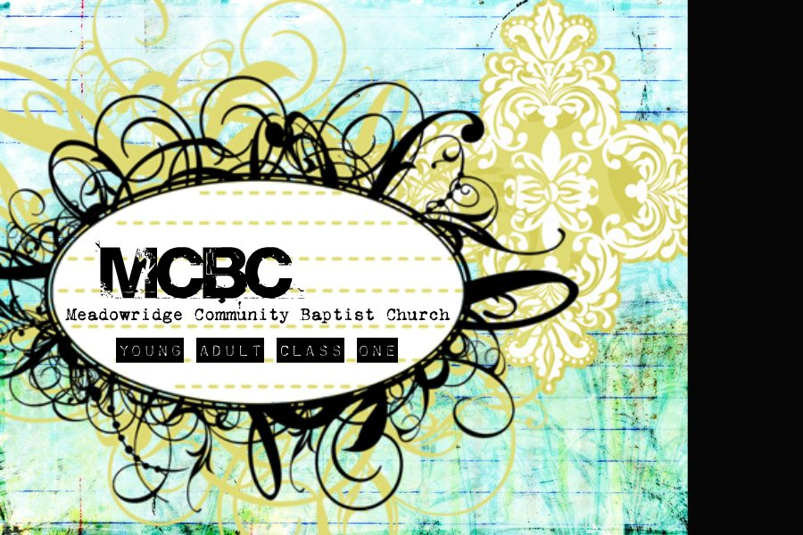 MCBC Young Adults
