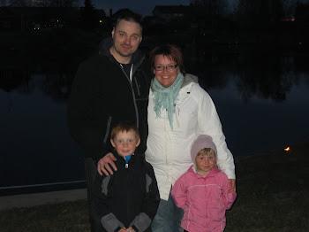 Min familj!