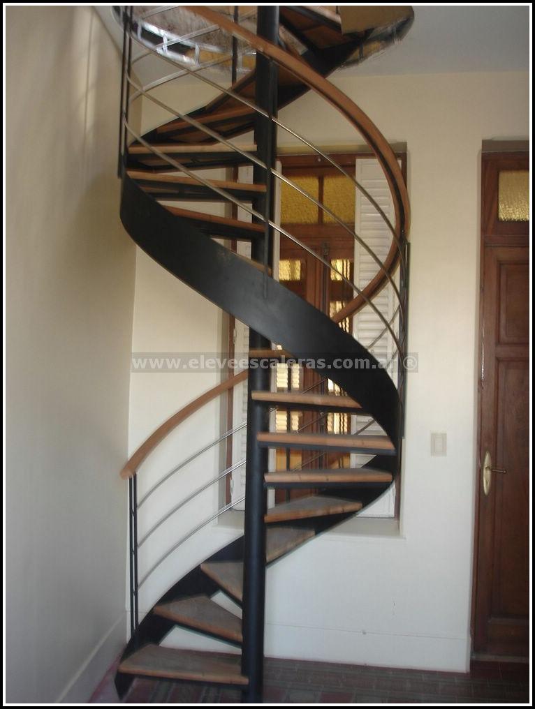 La escalera definici n partes y tipos de arkitectura - Fotos de escaleras caracol ...