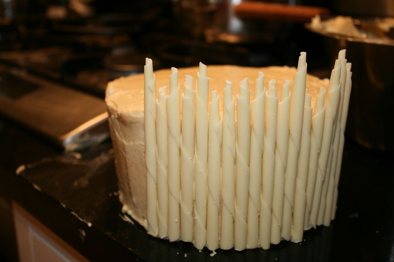 She Bakes the Cake: August 2010