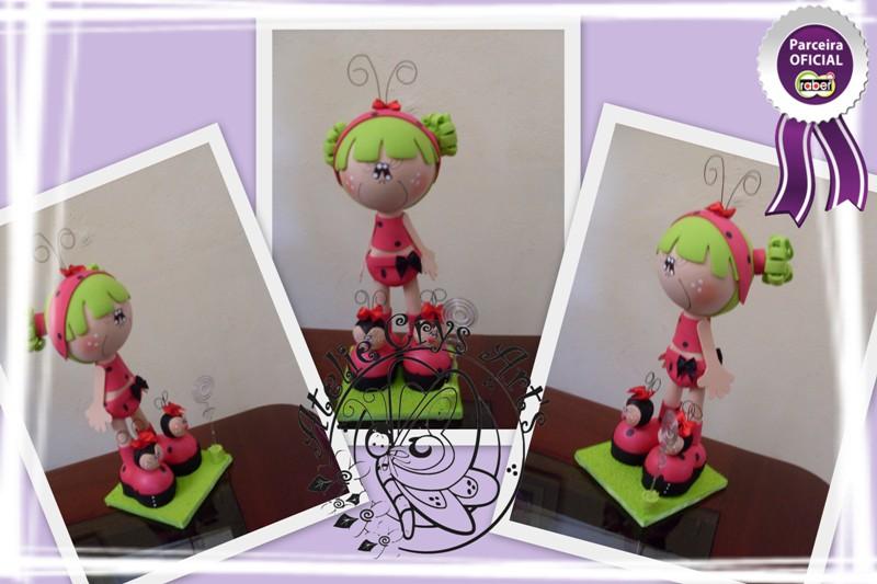 Eu Amooooo Fazer Essas Bonecas