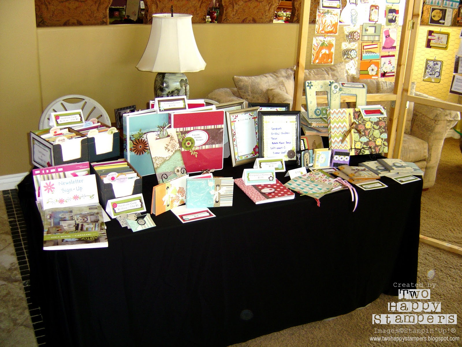 Two happy stampers holiday boutique review for Holiday boutique