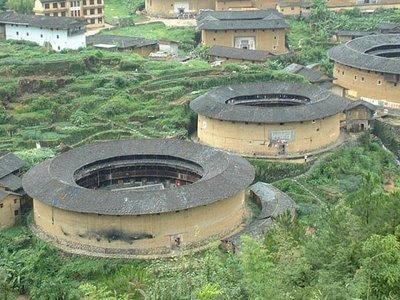 Tulou, Fujian, Cina
