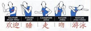 Gioca Jouer cinese