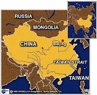 La Cina investe a Taiwan