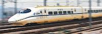 E' in Cina il treno più veloce del mondo