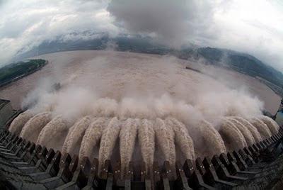 E' in Cina la diga più grande del mondo