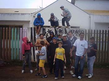 Jovens Borda do Campo