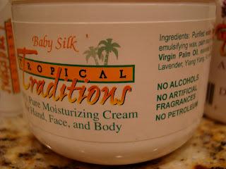 Baby Silk Moisturizing Cream