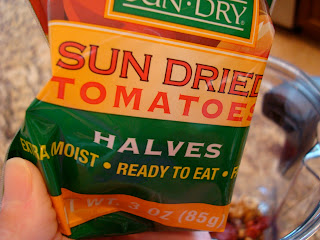 Sun Dried Tomatoes in bag