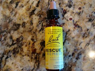 Bach Flower Rescue Remedy bottle