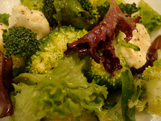 Mixed salad with Vegetables