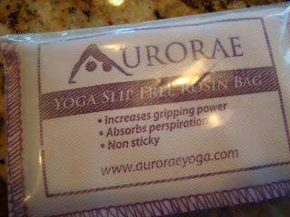Aurorae Yoga's Rosin Bag
