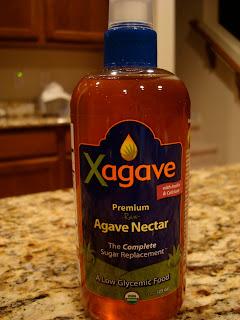 Bottle of Agave Nectar