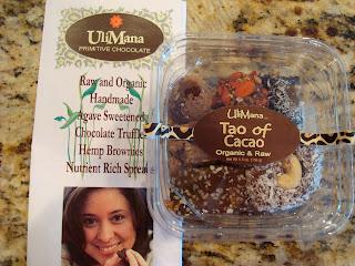 Tao of Cacao Organic and Raw Treats