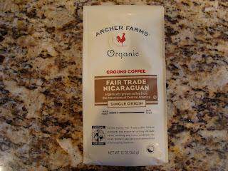 Target's Organic Coffee