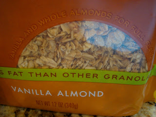 Vanilla Almond Granola Package