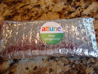 Attune Foods packaging