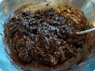 Dark Chocolate Coconut Snowballs
