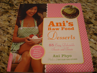 Ani's Raw Food Desserts cookbook