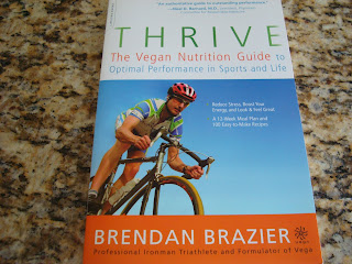 Thrive The Vegans Nutrition Guide to Optimal Performance in Sports and Life Book