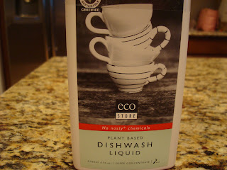 Eco Store Plant Based Dishwash Liquid in bottle
