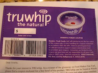 Truwhip coupon