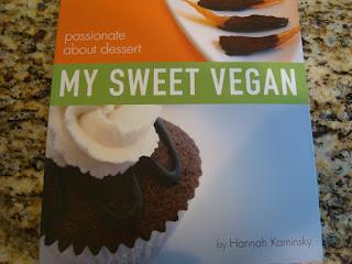 My Sweet Vegan Book