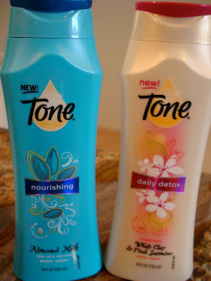 Two Tone Brand Body Washes