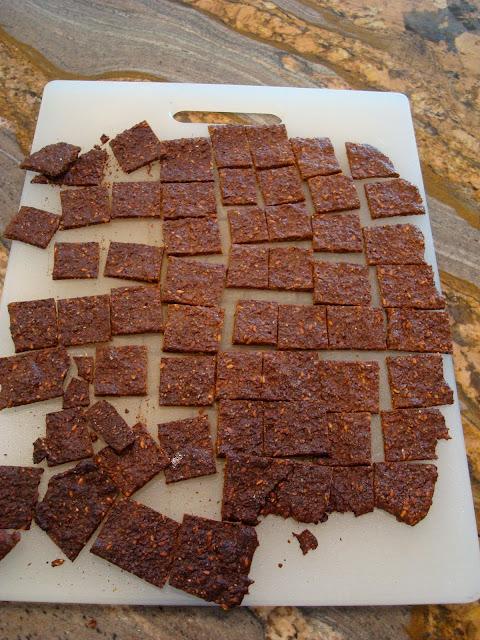 Homemade Mary's Crackers