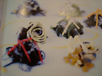 Photo of food in cookbook