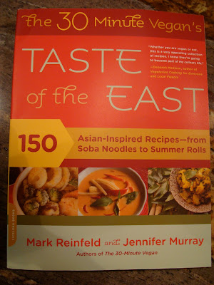 The 30 Minute Vegan's Taste of the East book