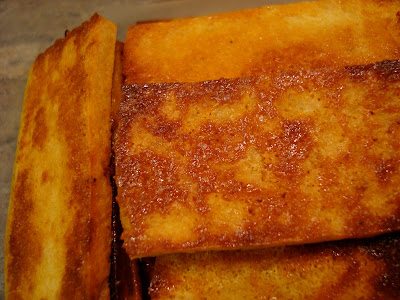 Pumpkin Honey Tofu