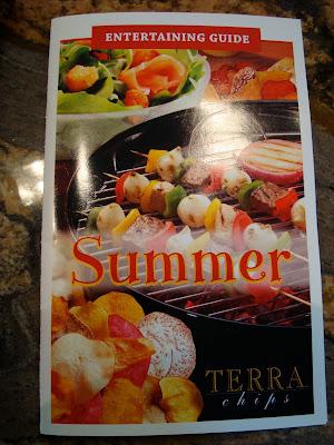 Terra Chips Summer Entertaining Guide