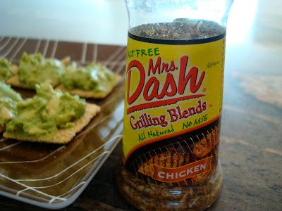 Bottle of Mrs. Dash Grilling Blend