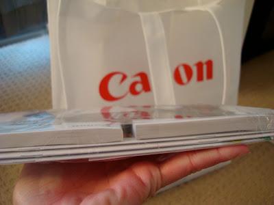 Camera book and manuals