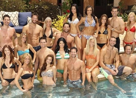 Bachelor Pad Season 1 Cast