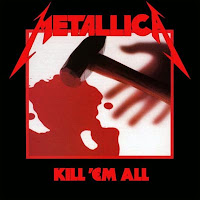 Destacados del Rock, Metal y Pop Kill+%27Em+All+Front+Cover