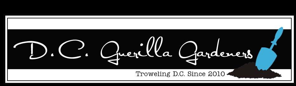 D.C. Guerilla Gardeners