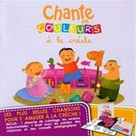 Chante en couleurs  la crche