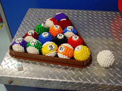 giant lego ball