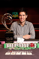 Galen Hall PCA 2011 Winner