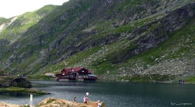 Balea Lac Transfagarasan