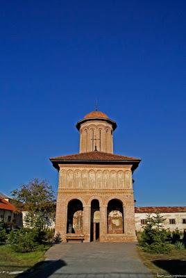 MANASTIREA SF MERCURIE- PLATARESTI- Obiective turistice Calarasi