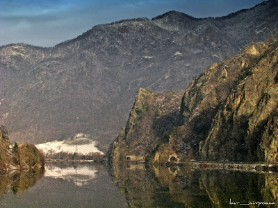 Baraj pe raul Olt | Olt River Dam | Presa del río Olt | Olt φράγμα του ποταμού