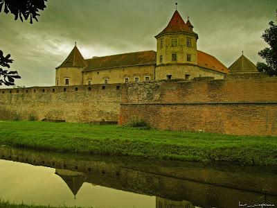 Cetatea Fagaras-Fagaras Fortress