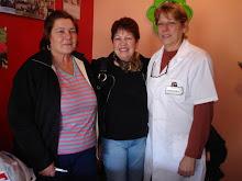 Visita ao Lar NS Aparecida (02/07/09) por doação de recurso financeiro
