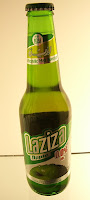 Laziza 'Apple' non-alcoholic malt beverage