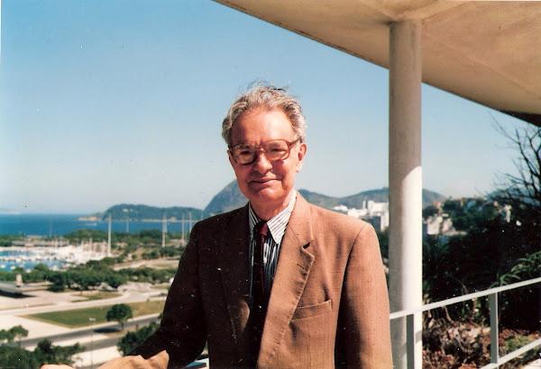 Prof. Mário Barata (IHGB)