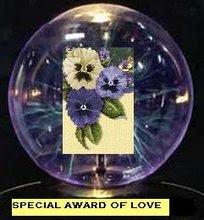 Premio de mi querida poeta Felicitas